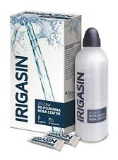 Irigasin set for rinsing the nose and sinus douche + sachets x 12 pieces