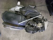 2002 vespa piaggio m198 scooter ENGINE and transmission with rear tire #101