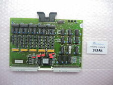 Output card SN. 80.095, ARB 409 E, used Arburg injection moulding machines