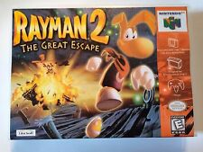 Rayman 2 - Nintendo 64 - Replacement Case - No Game