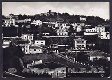 ROMA GROTTAFERRATA 04 POGGIO TULLIANO COLLE GINESTRA Cartolina FOTOGR. viaggiata
