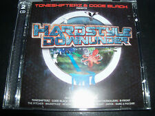 Hardstyle Downunder Toneshifterz & Code Black Present 2 CD - New