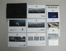 Genuine Porsche Cayenne / S / GTS / Transsyberia Owners Manual Book Set 2010