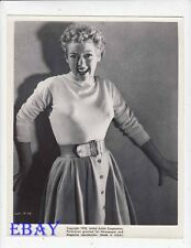 Evelyn Keyes busty sexy VINTAGE Photo 99 River Street