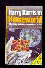 Harry HARRISON Homeworld, Granada 1984