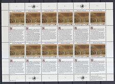 UNO Genf 1992 postfrisch MiNr. 223-224  Bogensatz  Menschenrechte