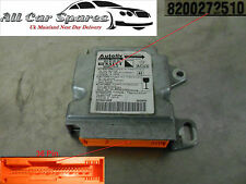Renault Kangoo - Airbag / Air Bag Control Module / Unit - 8200272510