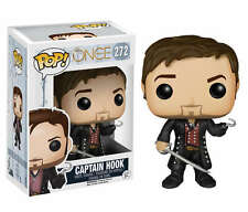 FIGURE ONCE UPON A TIME KILLIAN JONES CAPITAN UNCINO HOOK POP FUNKO SERIE TV #1