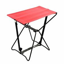 Folding Camping Pocket Chair Collapsible Garden Outdoor Fold Up Fishing Stool