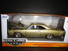 Jada Plymouth Road Runner 1970 Champagne Gold 1/24