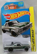 2015 Hot Wheels HW OFF-ROAD ZAMAC '68 EL CAMINO 122/250