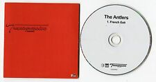 The Antlers - cd-PROMO - FRENCH EXIT © 2011 - UK-1-Track-CD - ROCK indie rock