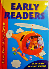 Early Readers Large Print Books. 3 Stories in each. English Key 1. 4 to choose