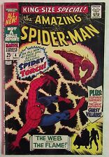Marvel Comics - Amazing Spider-Man - King-Size Special #4 - 1960s Silver Age