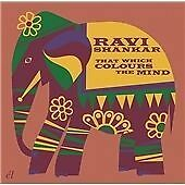 Ravi Shankar - That Which Colours the Mind (2011)  CD  NEW/SEALED  SPEEDEYPOST