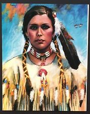 ~ 131 Indian Princess ~ Vintage Poster / Print 16 x 20