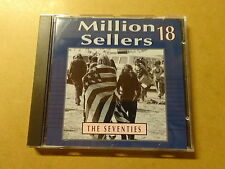 CD / MILLION SELLERS 18: THE SEVENTIES