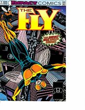 Lot Of 8 The Fly Impact Comic Book #1 2 3 4 5 6 7 8 KS6