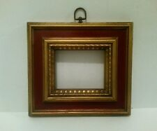 Small Wood Picture Frame Print Photo Frame