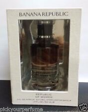 Banana Republic Republic of Women Eau De Parfum 1.7 oz / 50ml EDP NIB