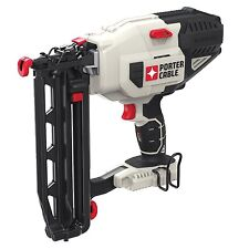 PORTER-CABLE PCC792B 20V MAX Cordless Lithium 16GA Straight Finish Nailer... New