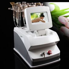 RF RADIO FREQUENCY VACUUM LASER SLIMMING SPA MACHINE ULTRASONIC CAVITATION