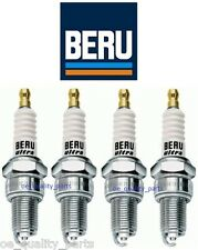 SET OF 4X BERU Z90 SPARK PLUG PLUGS VW PASSAT B5 FL 1.8 20V 2003-2005 125BHP