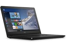 "Dell Insp 15-5558 Laptop 15.6"" Intel Core i7-5500U Ram 8GB/2TB HD DVD BT Win 10"