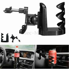 Adjustable Auto Car Air Vent Outlet Beverage Cup Water Bottle Holder Stand Mount