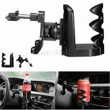 Adjustable Auto Car Air Vent Outlet Beverage Cup Drink Bottle Holder Stand Mount