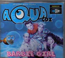 Aqua- Barbie girl cd maxi single