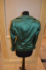 Women's Dolce&Gabbana green evening jacket size 44