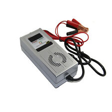 Intelligent 36V 3A deep cycle auto car battery charger with digital display