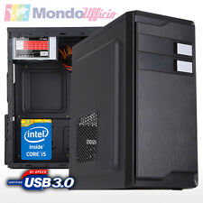 PC Computer Desktop intel i5 4590 3,30 Ghz - SSD 120 GB - Ram 8 GB - USB 3.0