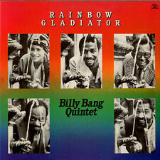 Billy Bang Quintet - Rainbow Gladiator (Vinyl LP - 1981 - IT - Original)