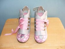 Hot Chocolate Design Chocolaticas High Heels Marie Antoinette Mary Jane Size 7.5