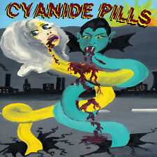 Cyanide Pills - Cyanide Pills CD * PUNK* Brand new sealed copy