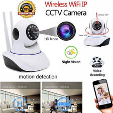 Wireless Pan Tilt 720P Security IP Camera Night Vision Wifi Surveillance Webcam