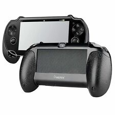 Black Durable Joypad Bracket Holder Hand Grip Handle For PS Playstation Vita