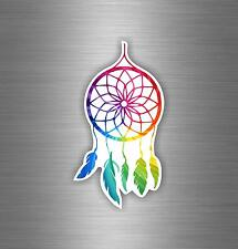 Sticker decal car vinyl jdm bomb tuning dreamcatcher dream catcher tribal