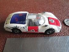 Corgi #330 Porsche Carrera 6 racing car . Spares repair restore