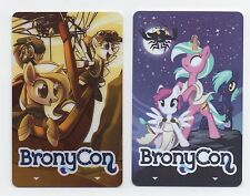 2015 2016 Bronycon Room Key My Little Pony Friendship Is Magic