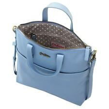 CATH KIDSTON MINI LEATHER CROSSBODY TOTE BLUE HAND SHOULDER BAG SLING