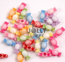CANDY BEADS for hair raver kandi jewelry kids school party crafts