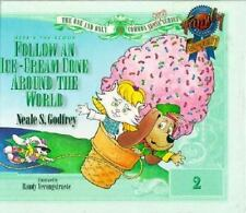 Here's the Scoop: Follow an Ice-Cream Cone Around the World (The One a-ExLibrary