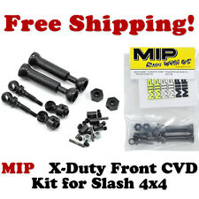 MIP 10132 X-Duty Front CVD Kit Traxxas Slash 4x4 Rally 4x4 Stampede 4X4