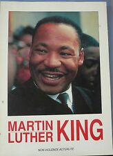Martin Luther King,  revue Non-violence actualité 1992 - World FREE Shipping*
