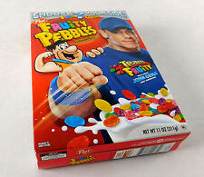 John Cena Fruity Pebbles Post Cereal FULL Rare Exclusive WWE Wrestling Wrestler