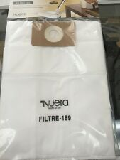 2 Packs of 3 Bags for Duovac Central Vacuum Cleaners Bags Type Filtre-189