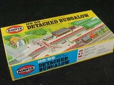 AIRFIX HO/OO MODEL RAILWAY KIT DETACHED BUNGALOW Factory Sealed in Type 6 Box